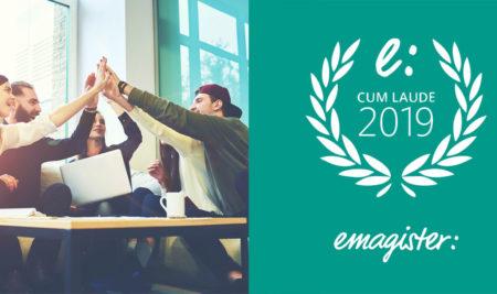 Veigler Business School y la escuela Sefhor reciben el Sello Cum Laude 2019