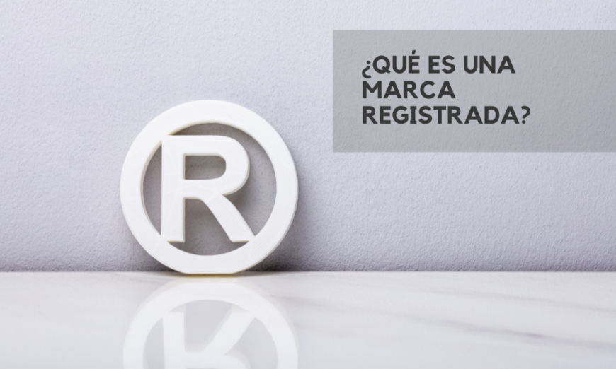 Los derechos sobre una marca registrada pertenecen únicamente a su propietario