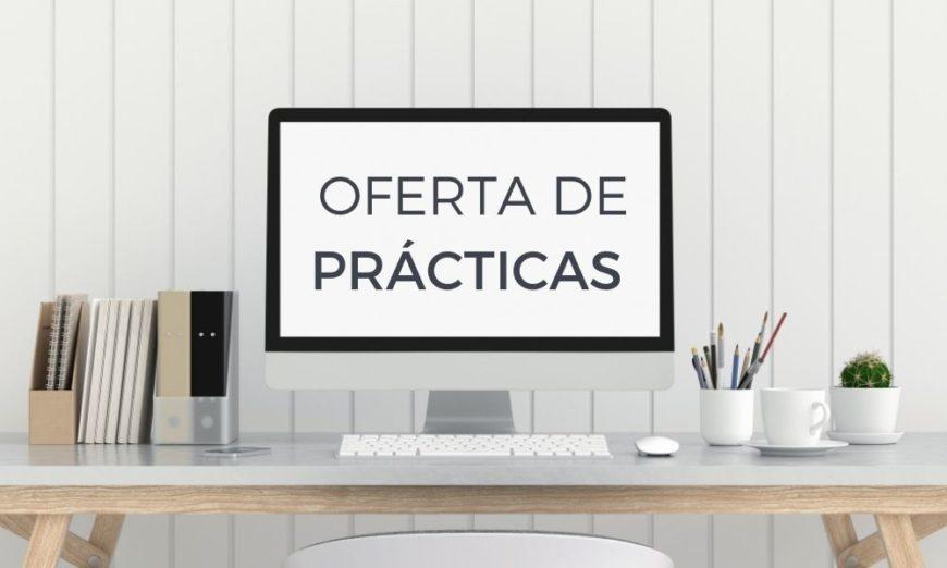 Oferta de prácticas para marketing y comercial