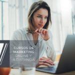 Oferta formativa de Cursos de Marketing Online y A distancia