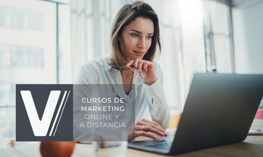 Oferta formativa de Cursos de Marketing Online y A distancia
