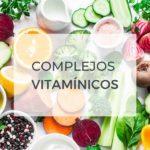 Los complejos vitamínicos son útiles para reforzar el organismo
