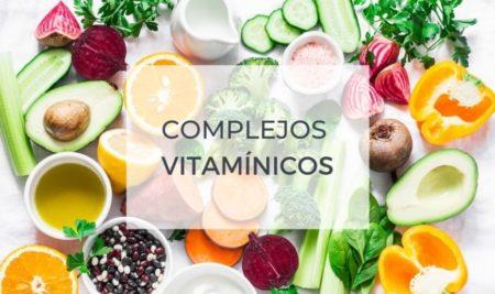 ¿Qué debes saber sobre los complejos vitamínicos?