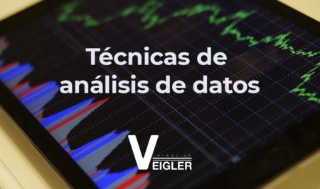 Técnicas de análisis de datos actuales utilizadas en Big Data